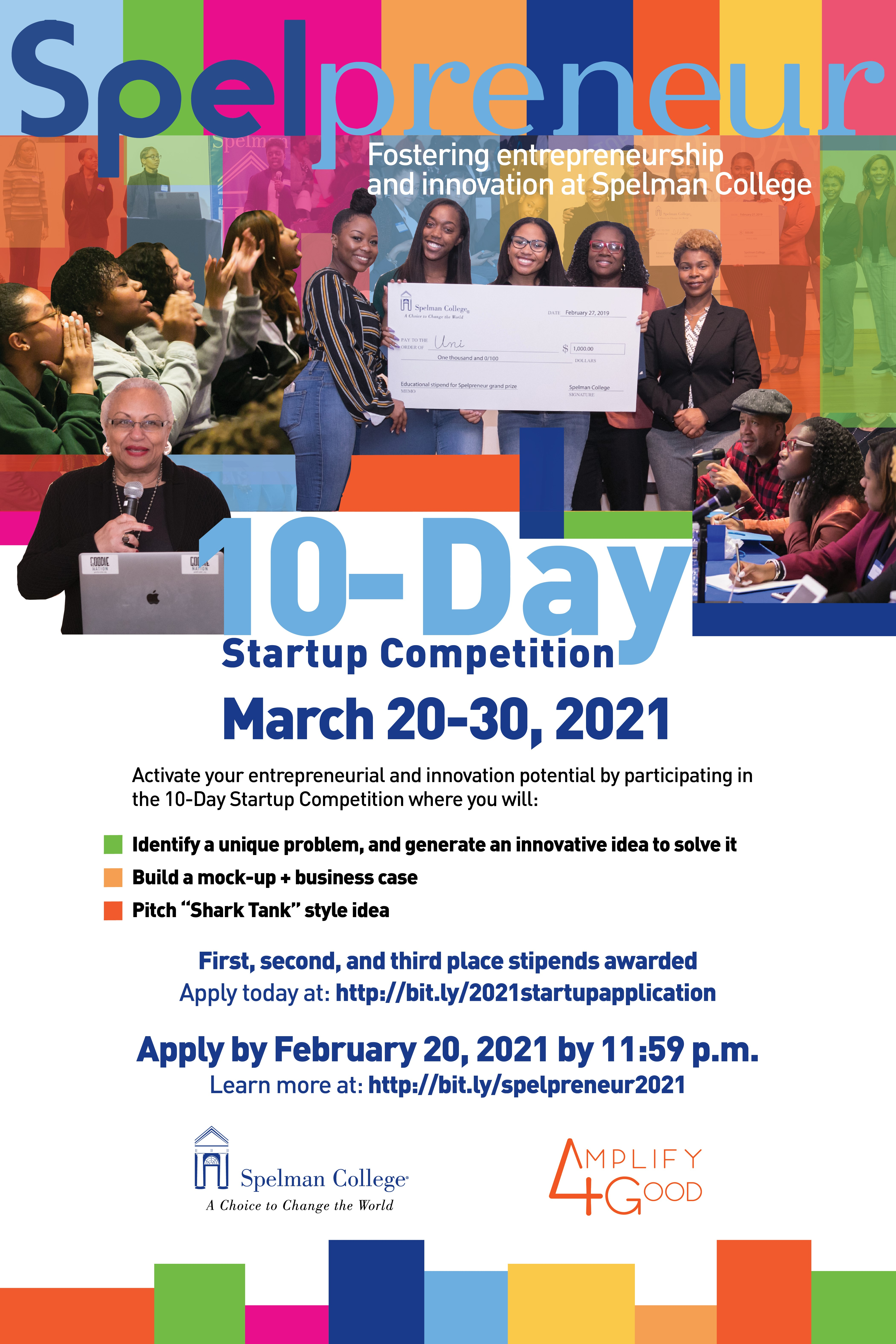 Spelpreneur 10-Day Competition