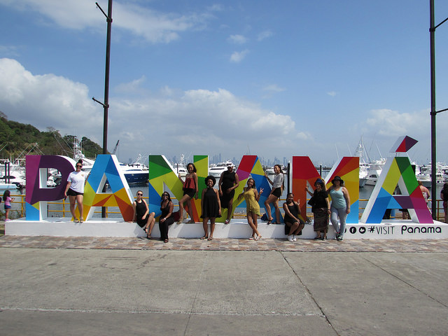 Spleman Model UN in Panama