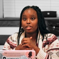 Ananda Griffin and Spelman College's Blue Record Podcast