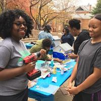 Spelman Student's Literacy Project