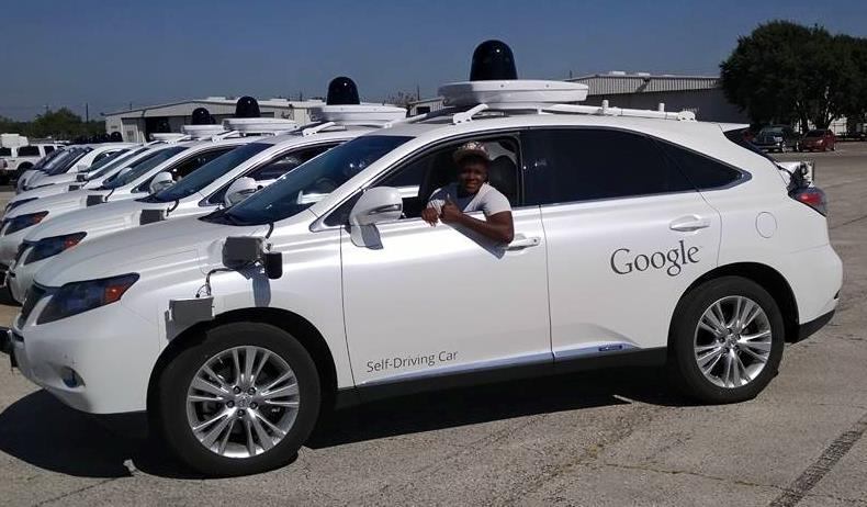 Diondria Whitehead Is Putting the Self Driving Car on the Map on google maps street car hits deer, google maps car in pa, google maps car salary, google maps strange car,