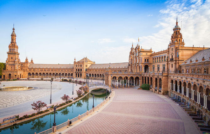 CIEE Study Abroad Seville Spain