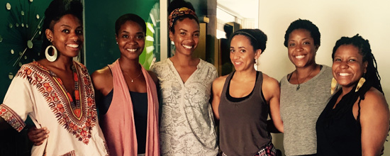 Yoga, Art and Literature Camp at Spelman College