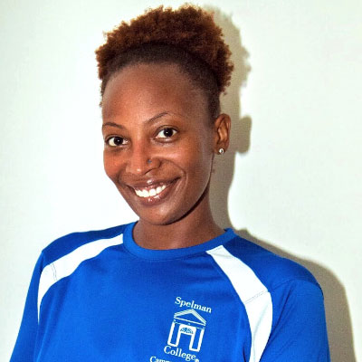 Spelman Coach Tracee Howard