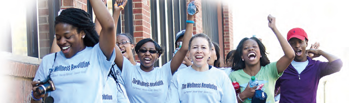 Spelman's Wellness Revolution