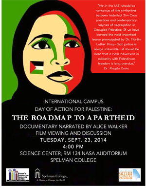 Roadmap to Freedom Film Screening at Spelman College
